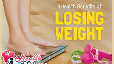 There were 4 Benefits Of Losing Weight