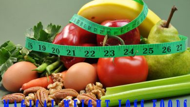 Magical Weight Loss Foods