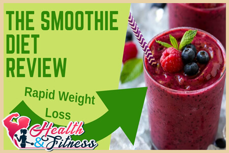 Rapid weight loss smoothie diet